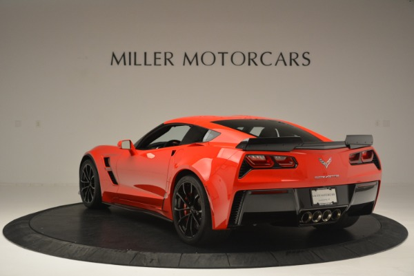 Used 2017 Chevrolet Corvette Grand Sport for sale Sold at Pagani of Greenwich in Greenwich CT 06830 5
