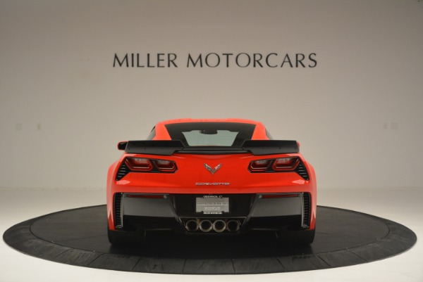 Used 2017 Chevrolet Corvette Grand Sport for sale Sold at Pagani of Greenwich in Greenwich CT 06830 6