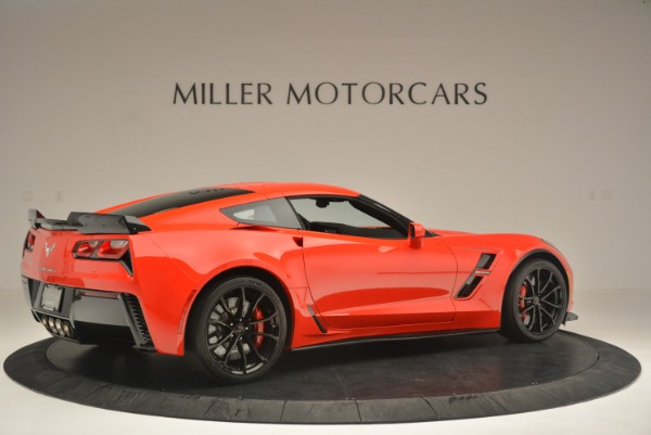 Used 2017 Chevrolet Corvette Grand Sport for sale Sold at Pagani of Greenwich in Greenwich CT 06830 8