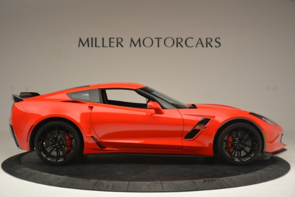 Used 2017 Chevrolet Corvette Grand Sport for sale Sold at Pagani of Greenwich in Greenwich CT 06830 9