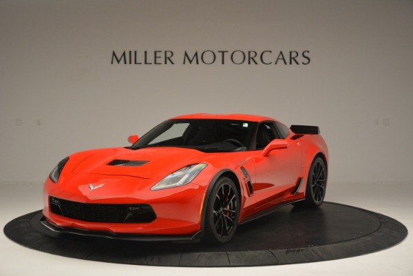Used 2017 Chevrolet Corvette Grand Sport for sale Sold at Pagani of Greenwich in Greenwich CT 06830 1