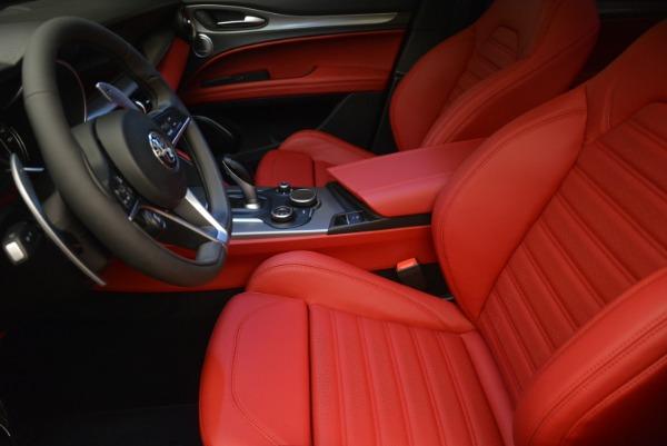 Used 2018 Alfa Romeo Stelvio Ti Sport Q4 for sale $36,900 at Pagani of Greenwich in Greenwich CT 06830 15