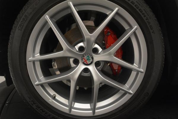Used 2018 Alfa Romeo Stelvio Ti Sport Q4 for sale $36,900 at Pagani of Greenwich in Greenwich CT 06830 26