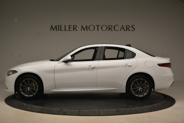New 2018 Alfa Romeo Giulia Q4 for sale Sold at Pagani of Greenwich in Greenwich CT 06830 3