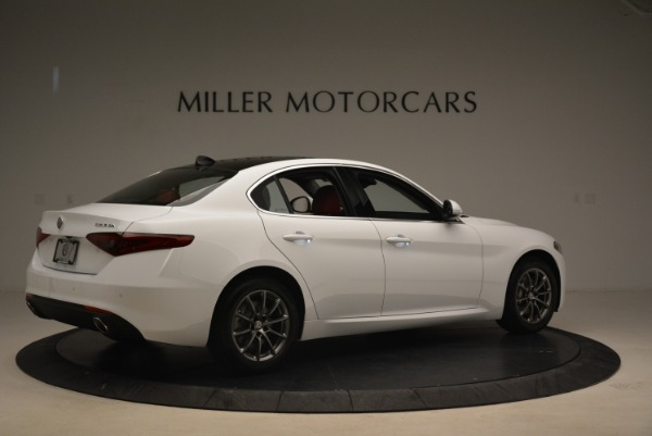 New 2018 Alfa Romeo Giulia Q4 for sale Sold at Pagani of Greenwich in Greenwich CT 06830 8