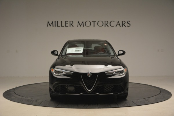 New 2018 Alfa Romeo Giulia Sport Q4 for sale Sold at Pagani of Greenwich in Greenwich CT 06830 12
