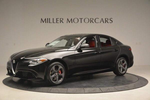 New 2018 Alfa Romeo Giulia Sport Q4 for sale Sold at Pagani of Greenwich in Greenwich CT 06830 2