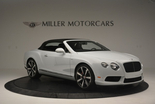 Used 2014 Bentley Continental GT V8 S for sale Sold at Pagani of Greenwich in Greenwich CT 06830 17