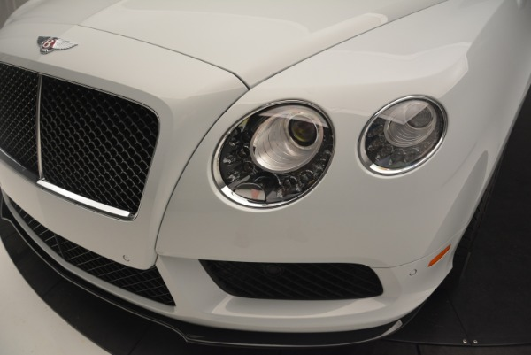 Used 2014 Bentley Continental GT V8 S for sale Sold at Pagani of Greenwich in Greenwich CT 06830 21