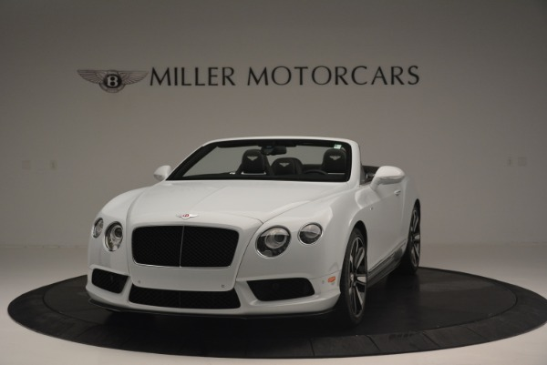 Used 2014 Bentley Continental GT V8 S for sale Sold at Pagani of Greenwich in Greenwich CT 06830 1