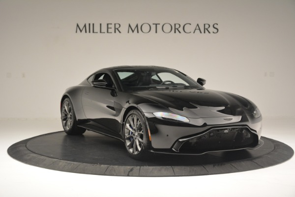 Used 2019 Aston Martin Vantage Coupe for sale Sold at Pagani of Greenwich in Greenwich CT 06830 11