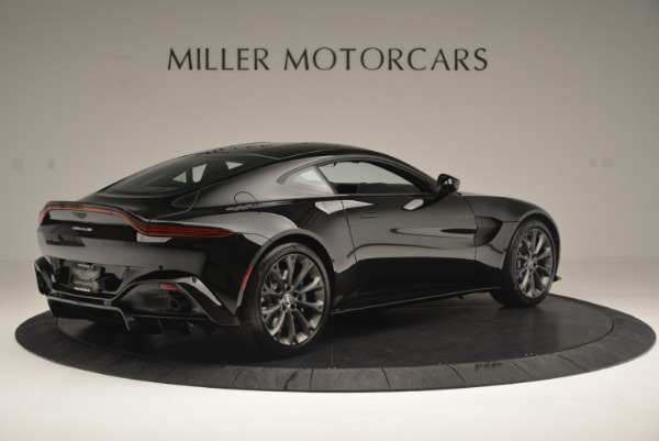 Used 2019 Aston Martin Vantage Coupe for sale Sold at Pagani of Greenwich in Greenwich CT 06830 8