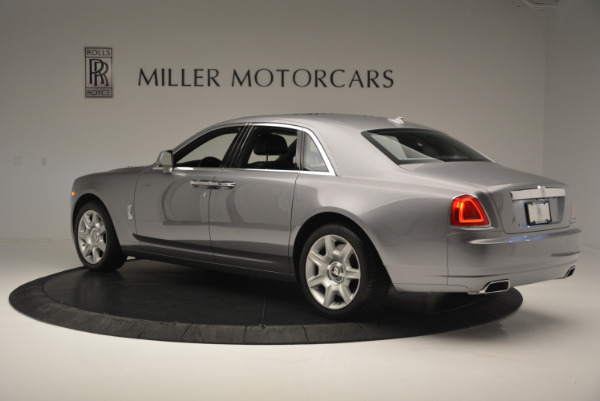 Used 2012 Rolls-Royce Ghost for sale Sold at Pagani of Greenwich in Greenwich CT 06830 5