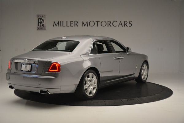 Used 2012 Rolls-Royce Ghost for sale Sold at Pagani of Greenwich in Greenwich CT 06830 7