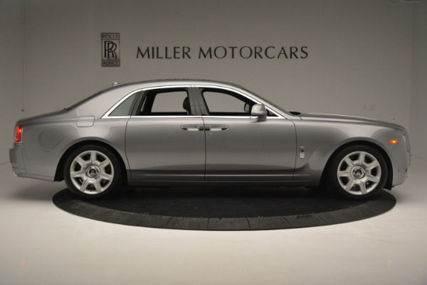 Used 2012 Rolls-Royce Ghost for sale Sold at Pagani of Greenwich in Greenwich CT 06830 8