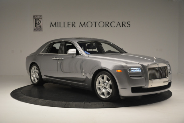 Used 2012 Rolls-Royce Ghost for sale Sold at Pagani of Greenwich in Greenwich CT 06830 9