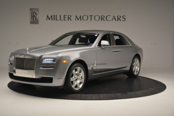 Used 2012 Rolls-Royce Ghost for sale Sold at Pagani of Greenwich in Greenwich CT 06830 1