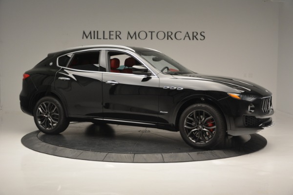 New 2018 Maserati Levante Q4 GranLusso for sale Sold at Pagani of Greenwich in Greenwich CT 06830 10