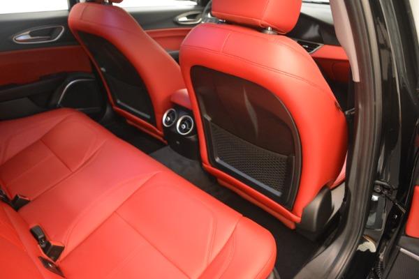 New 2018 Alfa Romeo Giulia Q4 for sale Sold at Pagani of Greenwich in Greenwich CT 06830 22
