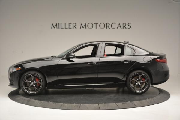 New 2018 Alfa Romeo Giulia Q4 for sale Sold at Pagani of Greenwich in Greenwich CT 06830 3