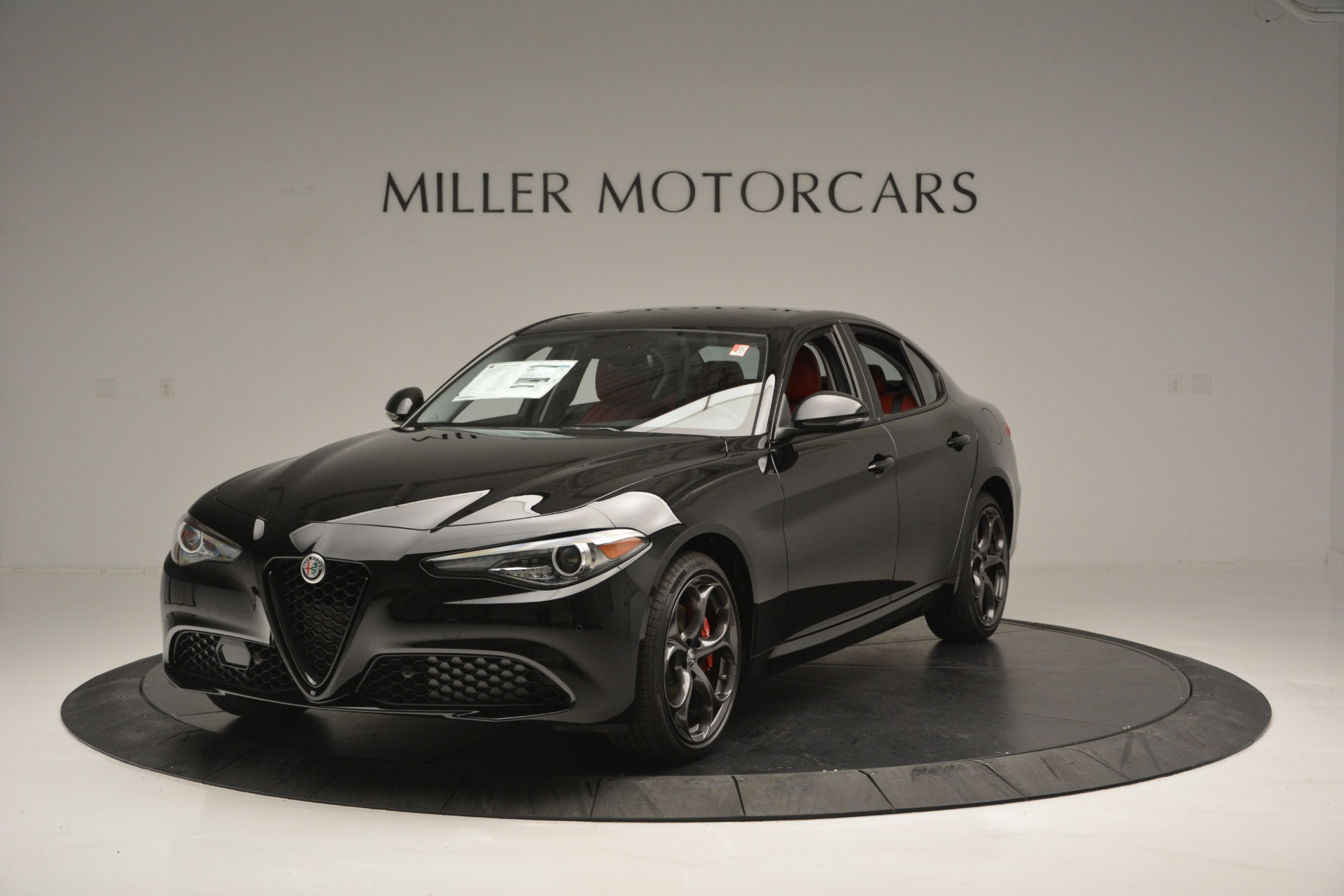 New 2018 Alfa Romeo Giulia Q4 for sale Sold at Pagani of Greenwich in Greenwich CT 06830 1