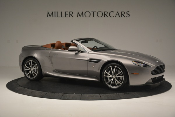 Used 2015 Aston Martin V8 Vantage Roadster for sale Sold at Pagani of Greenwich in Greenwich CT 06830 10