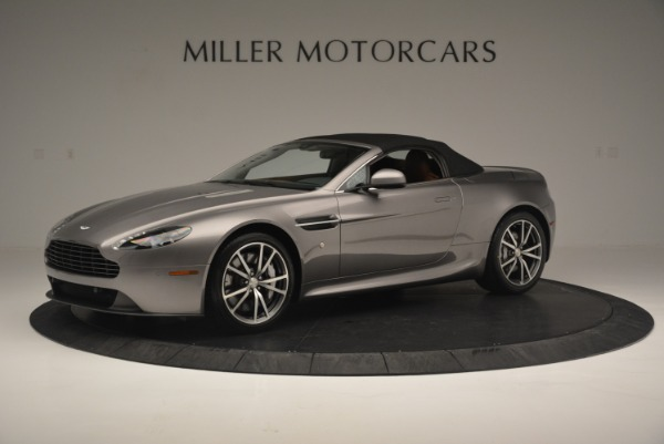 Used 2015 Aston Martin V8 Vantage Roadster for sale Sold at Pagani of Greenwich in Greenwich CT 06830 14