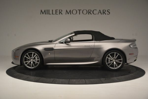 Used 2015 Aston Martin V8 Vantage Roadster for sale Sold at Pagani of Greenwich in Greenwich CT 06830 15