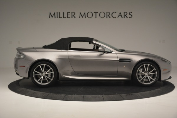 Used 2015 Aston Martin V8 Vantage Roadster for sale Sold at Pagani of Greenwich in Greenwich CT 06830 16