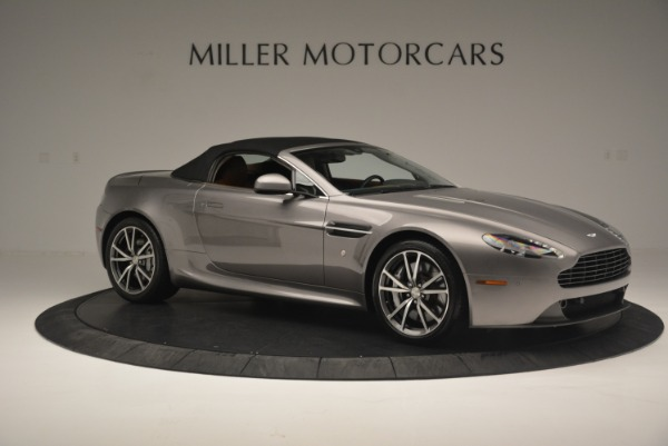 Used 2015 Aston Martin V8 Vantage Roadster for sale Sold at Pagani of Greenwich in Greenwich CT 06830 17