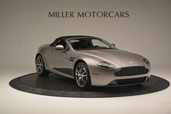 Used 2015 Aston Martin V8 Vantage Roadster for sale Sold at Pagani of Greenwich in Greenwich CT 06830 18