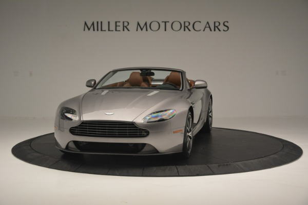 Used 2015 Aston Martin V8 Vantage Roadster for sale Sold at Pagani of Greenwich in Greenwich CT 06830 2