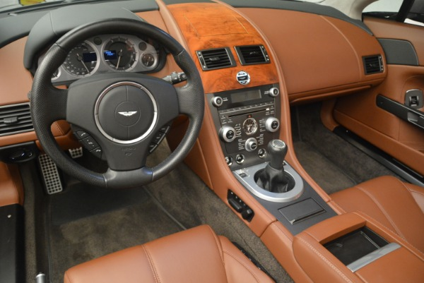 Used 2015 Aston Martin V8 Vantage Roadster for sale Sold at Pagani of Greenwich in Greenwich CT 06830 20