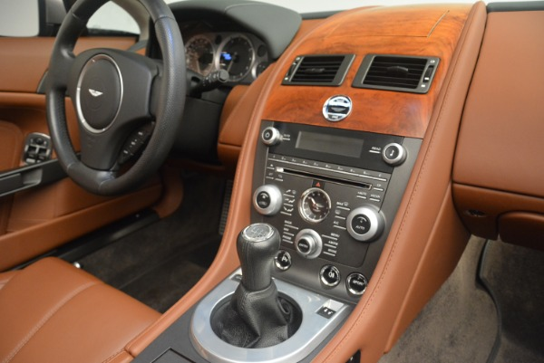 Used 2015 Aston Martin V8 Vantage Roadster for sale Sold at Pagani of Greenwich in Greenwich CT 06830 23