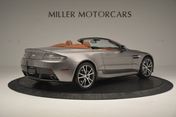 Used 2015 Aston Martin V8 Vantage Roadster for sale Sold at Pagani of Greenwich in Greenwich CT 06830 8