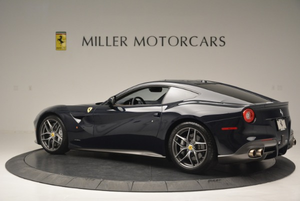 Used 2017 Ferrari F12 Berlinetta for sale Sold at Pagani of Greenwich in Greenwich CT 06830 4