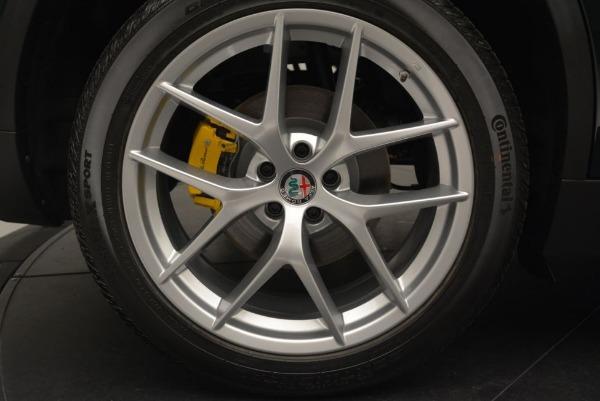 New 2018 Alfa Romeo Stelvio Ti Sport Q4 for sale Sold at Pagani of Greenwich in Greenwich CT 06830 26