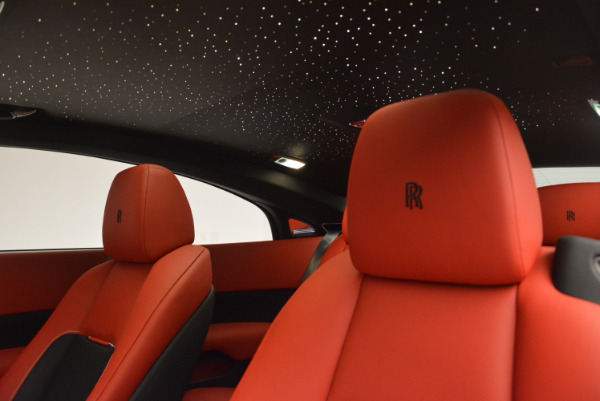 New 2018 Rolls-Royce Wraith Black Badge for sale Sold at Pagani of Greenwich in Greenwich CT 06830 13