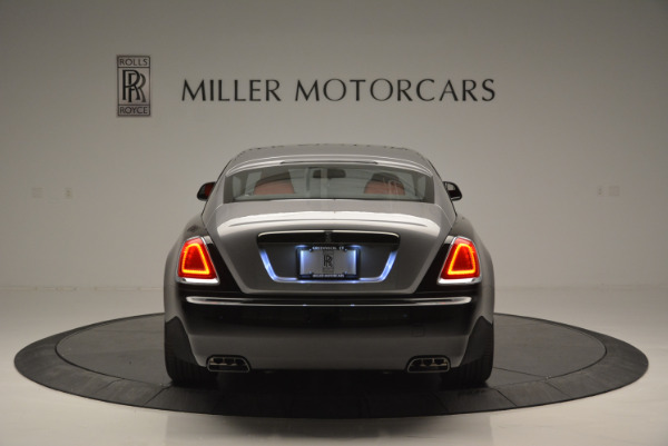 New 2018 Rolls-Royce Wraith Black Badge for sale Sold at Pagani of Greenwich in Greenwich CT 06830 4
