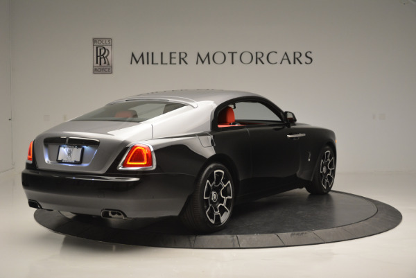 New 2018 Rolls-Royce Wraith Black Badge for sale Sold at Pagani of Greenwich in Greenwich CT 06830 5