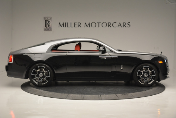 New 2018 Rolls-Royce Wraith Black Badge for sale Sold at Pagani of Greenwich in Greenwich CT 06830 6