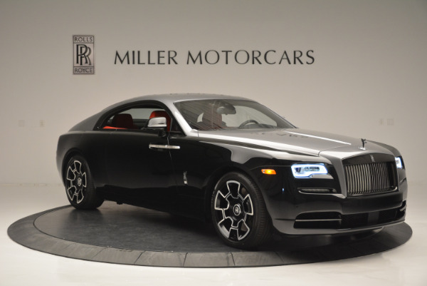 New 2018 Rolls-Royce Wraith Black Badge for sale Sold at Pagani of Greenwich in Greenwich CT 06830 7