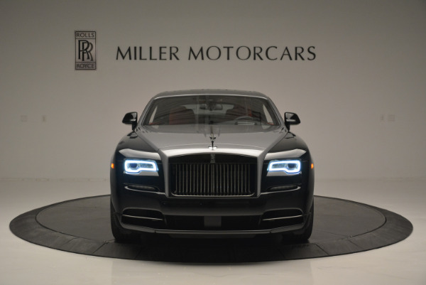 New 2018 Rolls-Royce Wraith Black Badge for sale Sold at Pagani of Greenwich in Greenwich CT 06830 8