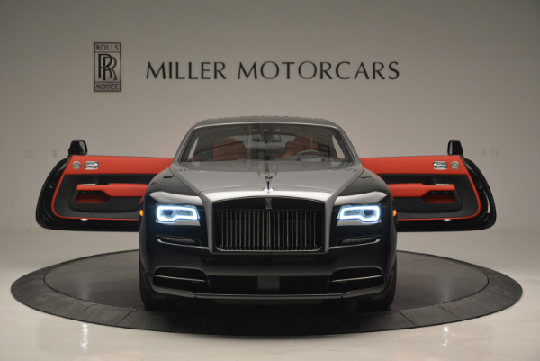 New 2018 Rolls-Royce Wraith Black Badge for sale Sold at Pagani of Greenwich in Greenwich CT 06830 9