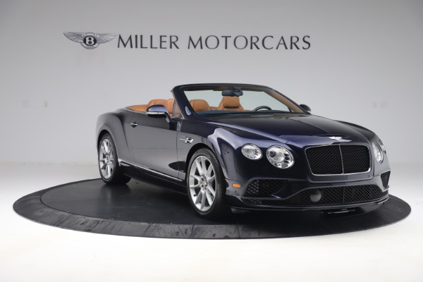 Used 2016 Bentley Continental GTC V8 S for sale Sold at Pagani of Greenwich in Greenwich CT 06830 12