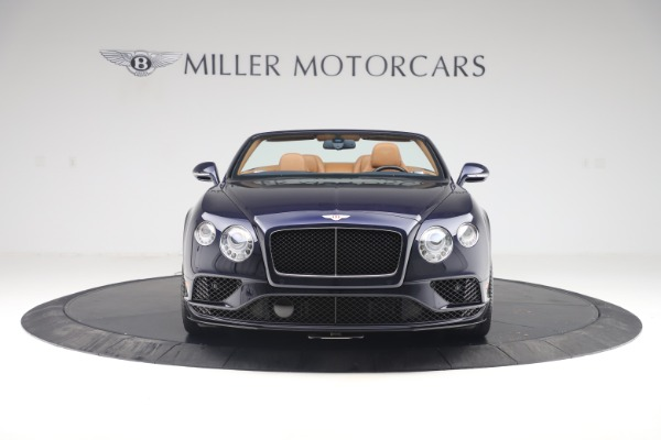 Used 2016 Bentley Continental GTC V8 S for sale Sold at Pagani of Greenwich in Greenwich CT 06830 19
