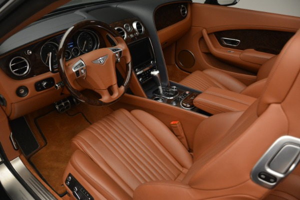 Used 2016 Bentley Continental GTC V8 S for sale Sold at Pagani of Greenwich in Greenwich CT 06830 22