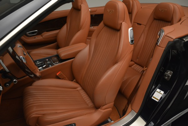 Used 2016 Bentley Continental GTC V8 S for sale Sold at Pagani of Greenwich in Greenwich CT 06830 23