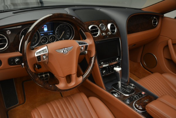 Used 2016 Bentley Continental GTC V8 S for sale Sold at Pagani of Greenwich in Greenwich CT 06830 25