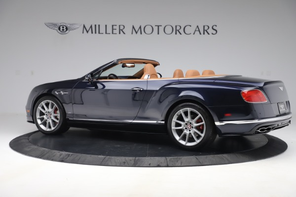 Used 2016 Bentley Continental GTC V8 S for sale Sold at Pagani of Greenwich in Greenwich CT 06830 4